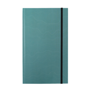 hardcover rockbook turquoise