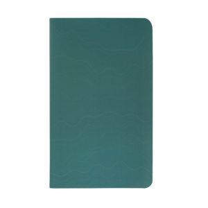 Softcover rockbook turquoise