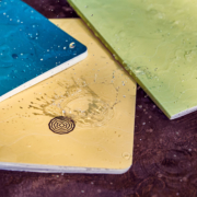 Custom Rockbooks make for a functional, sustainable year end gift