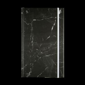 hardcover rockbook marble black