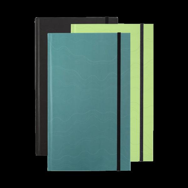 Mint, Turquoise, Slate Hardcover Rockbook Set